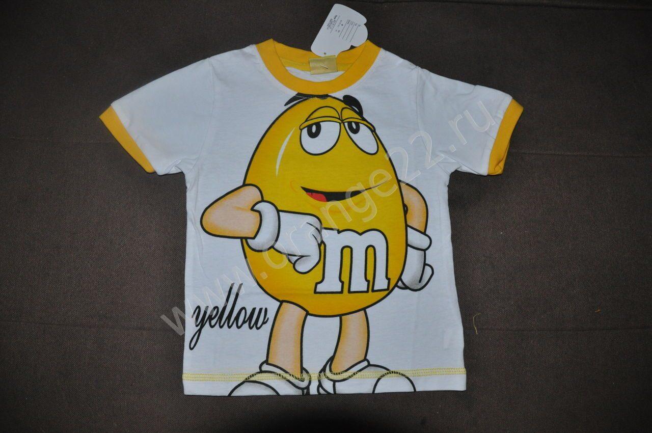 Футболка m m 3