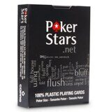 Карты PokerStars, пластик (ч)